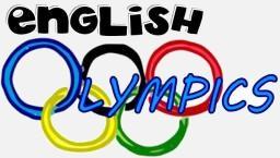 Výsledok vyhľadávania obrázkov pre dopyt olympiada anglicky jazyk logo